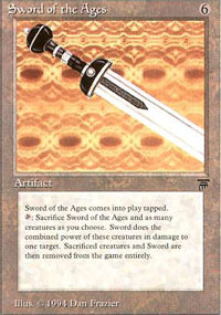 Sword of the Ages - Legends