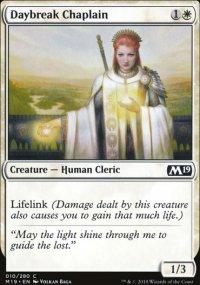 Daybreak Chaplain -