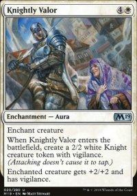 Knightly Valor -