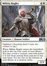 Militia Bugler -