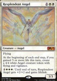 Resplendent Angel -
