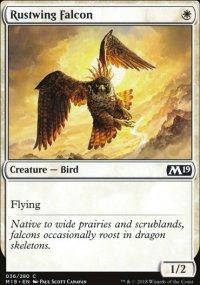 Rustwing Falcon -