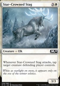 Star-Crowned Stag -