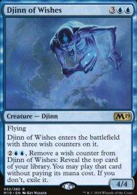 Djinn of Wishes -