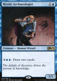 Mystic Archaeologist -