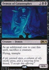 Demon of Catastrophes -