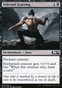 Infernal Scarring -