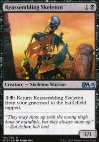 Reassembling Skeleton -