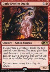 Dark-Dweller Oracle -