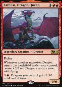 Lathliss, Dragon Queen -