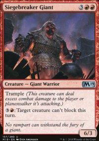 Siegebreaker Giant -