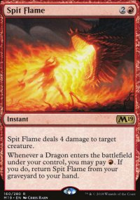 Spit Flame -