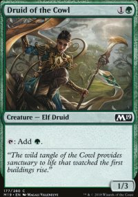 Druid of the Cowl -