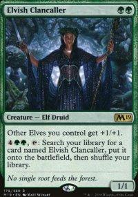 Elvish Clancaller -