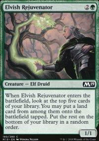 Elvish Rejuvenator -