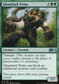 Ghastbark Twins -