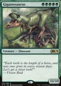 Gigantosaurus -