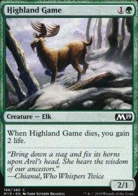 Highland Game -