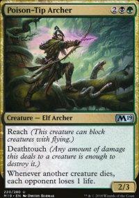 Poison-Tip Archer -