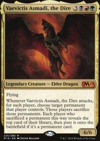 Vaevictis Asmadi, the Dire -