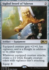 Sigiled Sword of Valeron -