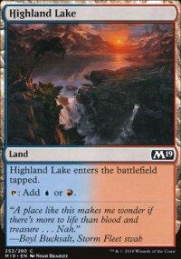 Highland Lake -