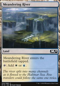 Meandering River -