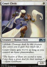 Court Cleric -