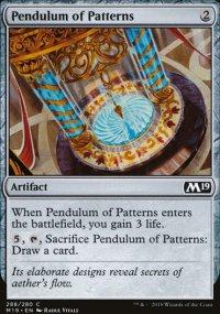 Pendulum of Patterns -