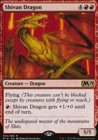 Shivan Dragon -
