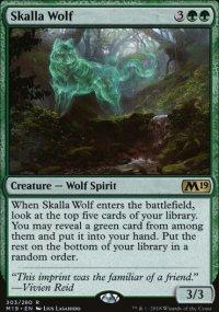 Skalla Wolf -
