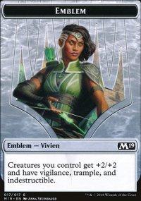Emblem Vivien Reid -