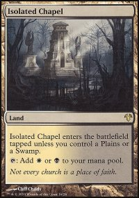 Isolated Chapel - Modern Event Deck