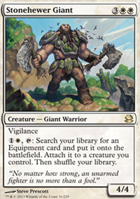 Stonehewer Giant - Modern Masters