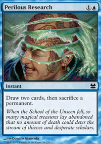 Perilous Research - Modern Masters