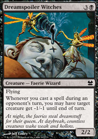Dreamspoiler Witches - Modern Masters