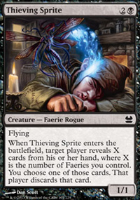 Thieving Sprite - Modern Masters
