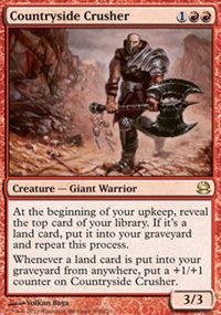 Countryside Crusher - Modern Masters