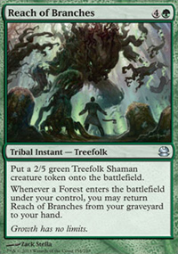 Reach of Branches - Modern Masters