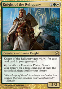 Knight of the Reliquary - Modern Masters
