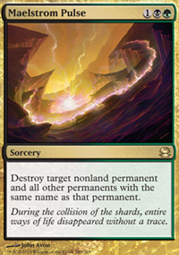 Maelstrom Pulse - Modern Masters