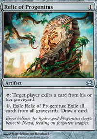 Relic of Progenitus - Modern Masters