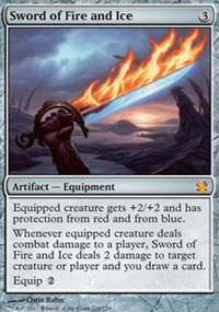 Sword of Fire and Ice - Modern Masters