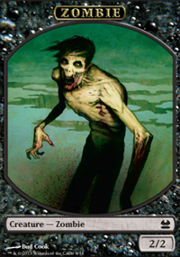 Zombie - Modern Masters