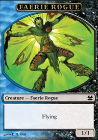 Faerie Rogue - Modern Masters