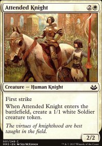 Attended Knight - Modern Masters 2017