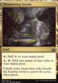 Shimmering Grotto - Modern Masters 2017