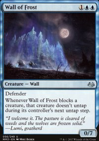 Wall of Frost - Modern Masters 2017