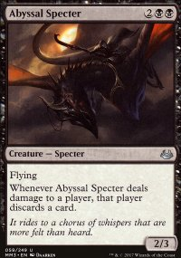 Abyssal Specter - Modern Masters 2017