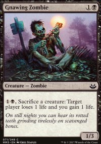 Gnawing Zombie - Modern Masters 2017